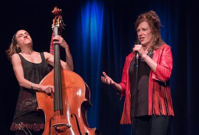 Rumpel & Racine (Jojo Kunz & Marianne Racine)