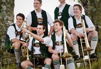 Tromposaund - Bayerische Band