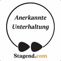 DIE DOPPELTE DOSIS Comedy badge