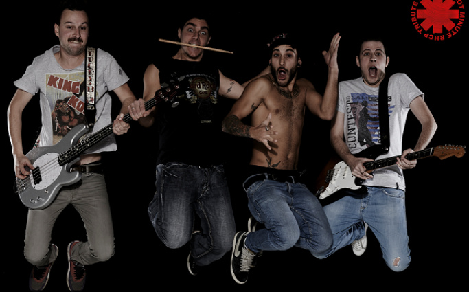 One Hot Minute - RHCP tribute band picture