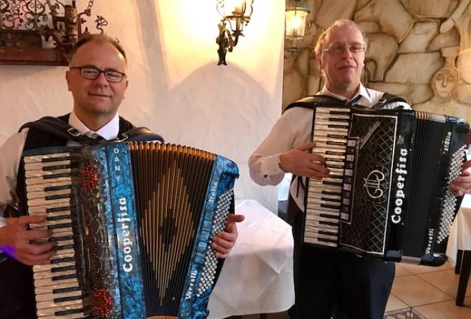 `Duo Bavaria` Schlager Band (Dany & Gigi)