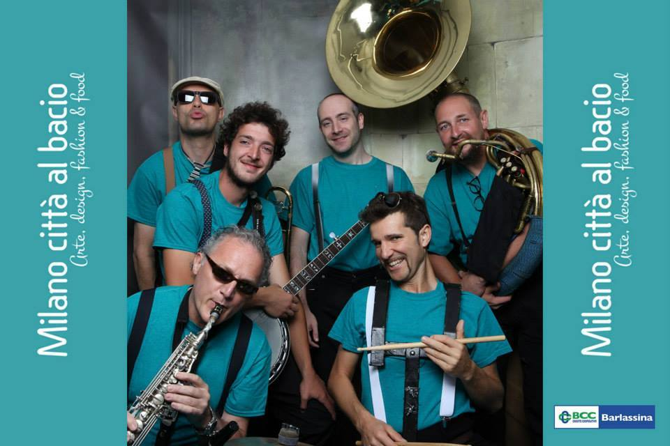 Giancarlo & Dixie Jazz Band picture