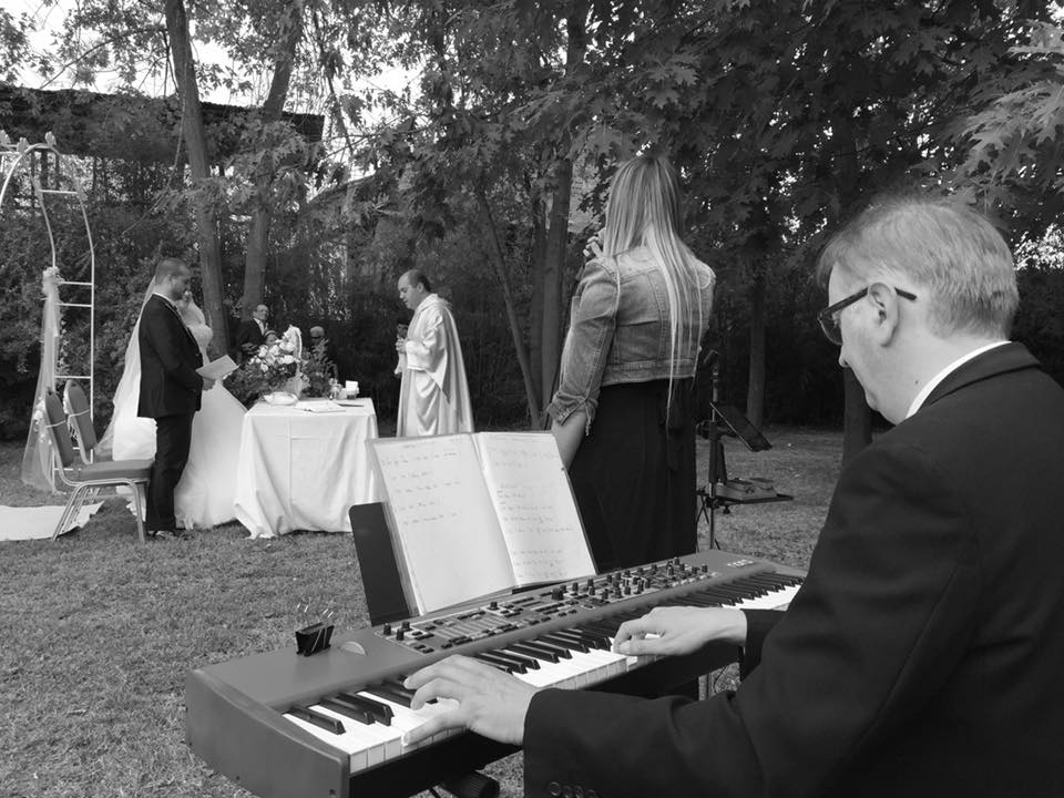 Luca Sax & The Classical Wedding Ensemble picture
