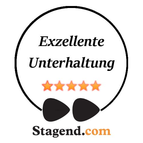 9to5 - Exklusive Liveband für alle Anlässe - von Solo bis Sextett badge