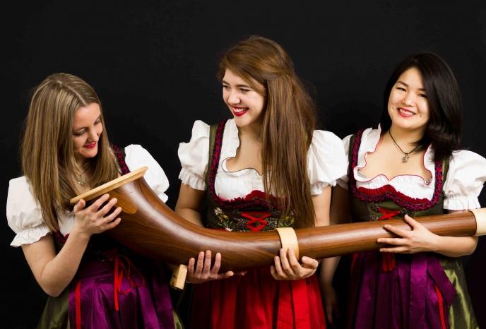 Alphorn Trio