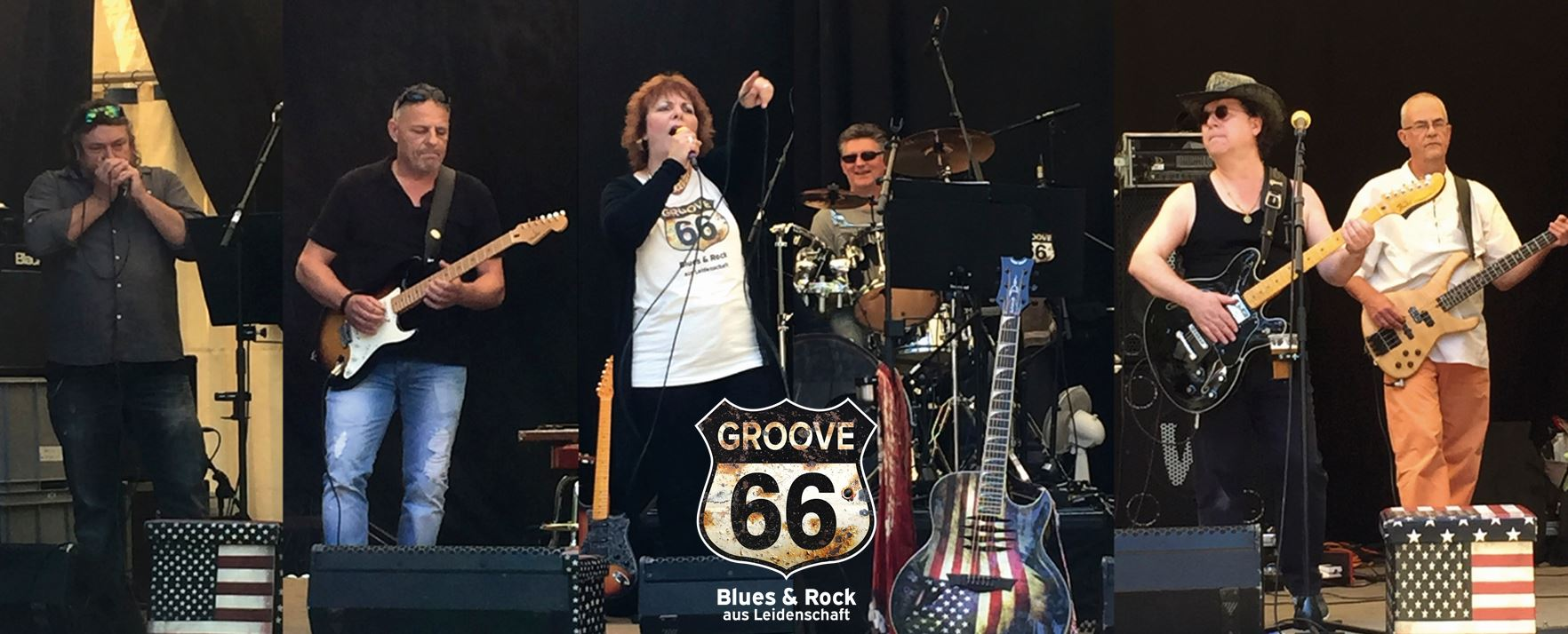 GROOVE66 - Blues & Rock aus Leidenschaft - Cover Band picture