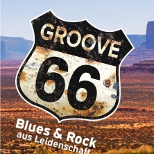 GROOVE66 - Blues & Rock aus Leidenschaft - Cover Band