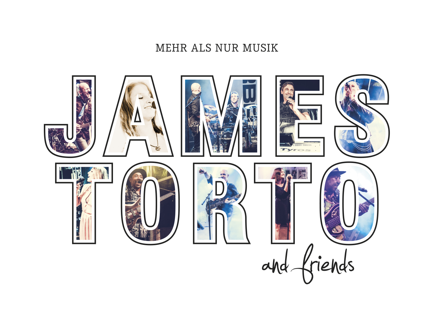 James Torto & Friends - Partyband picture