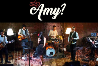 ` WHY AMY ` AMY WINEHOUSE TRIBUTE SHOW