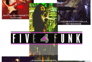 Five for funk - duo, trio, band