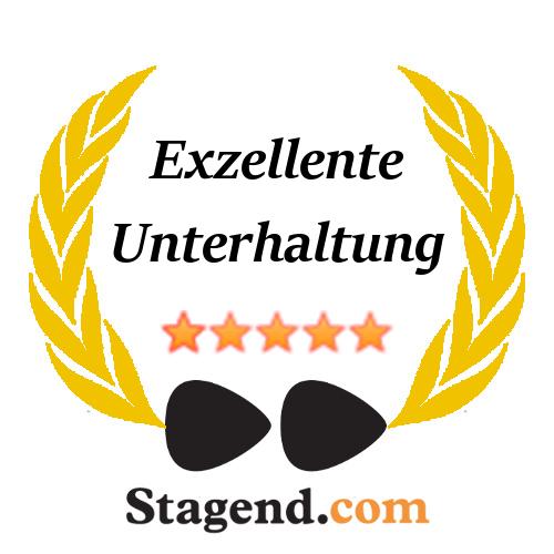 UMBERTO ALONGI & The Band Experience  badge