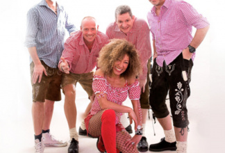 ez-pieces Partyband, Firmenanlass, Hochzeitsband, Eventband, Galaband, Coverband
