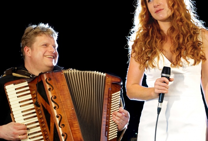 Best Duo Beba Ebner & Thomas Frey