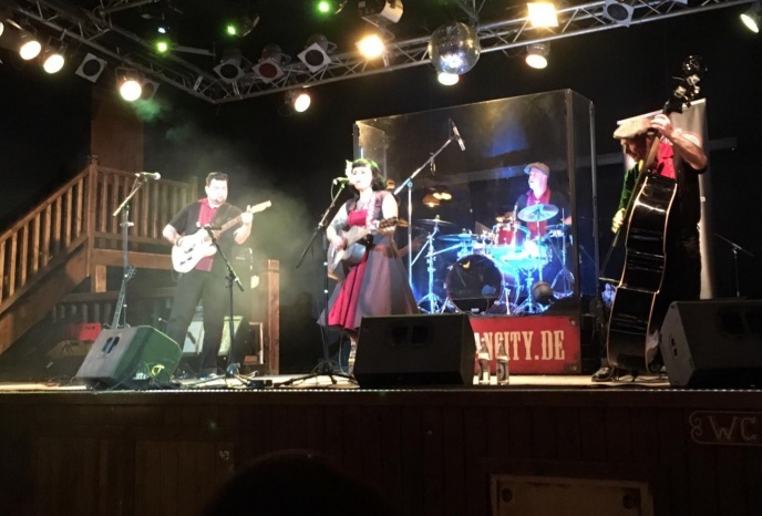 The JB Ramblers | Rockabilly Rock'n'Roll and more