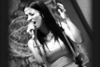Muriel cantante duo live show