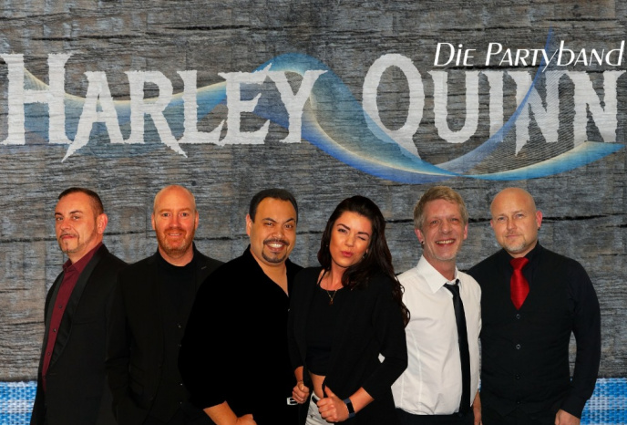 Harley Quinn - Die Partyband