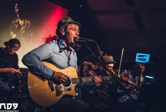 Marc Rudin - der Musiker und Sänger für dein Fest -  berührt und bewegt
