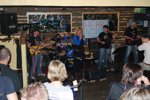 HEAR AGAIN  (Rock Coverband) picture
